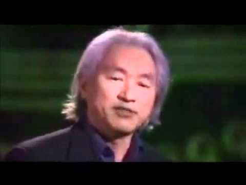 Michio Kaku--If you're not with us you're with the terrorists