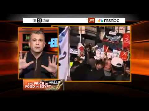 MSNBC - Wall Street Is Behind High Food-Oil Prices Thats Causing Arab Instability