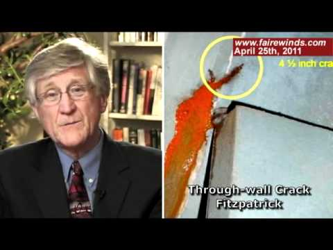 Arnie Gundersen - Fukushima Updates: Fairewinds vs. Nuclear Regulartoy Commission - April 25, 2011