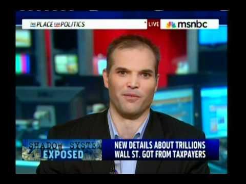 "Matt Taibbi on a Government ""Shadow Budget"" that benefits Wall Street"