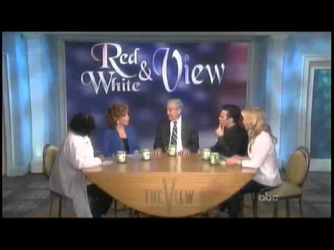 Ron Paul on The View 04/25/11
