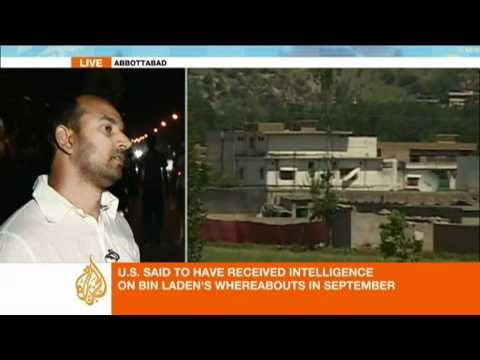 """Tuesday, May 3, 2011Neighbor Says """"no way Osama lived there, I can't believe it"""""""