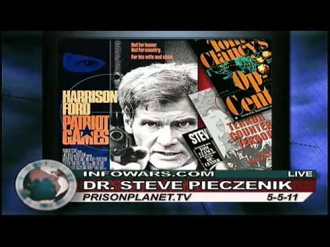 Dr. Steve Pieczenik: The Psychological Resurrection of Osama Bin Laden 1/2