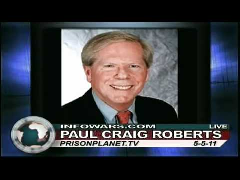 Paul Craig Roberts: Osama bin Laden's Useful Death 1/2