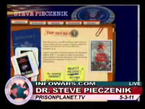 Alex Jones - Steve Pieczenik - May 3 2011 FULL INTERVIEW