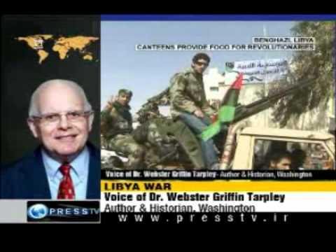 U.S. TOO BROKE FOR GROUND WAR IN LIBYA 5-7-2011