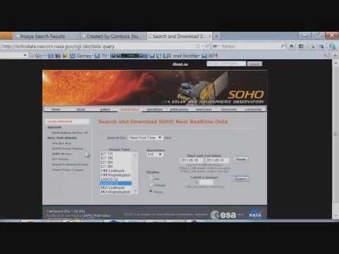 5/11/2011 ELENIN & NIBIRU MAKE THEIR WAY TOWARDS EARTH! NEW SOHO IMAGES AND UFO's NEAR SUN!