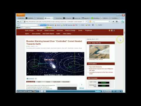ELEnin Dwarf Star Warning September 26, 2011