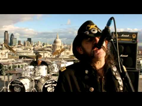Motörhead - Get Back In Line