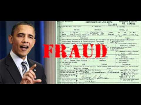 50-Year Document Expert Explains Obama's Fraudulent Birth Certificate - 6/14/11