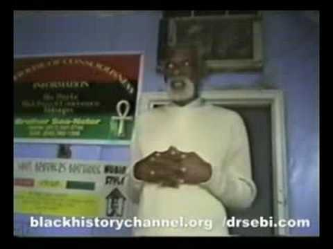 Dr. Sebi Cures A.I.D.S. Diabetes, Cancer, etc. pt1