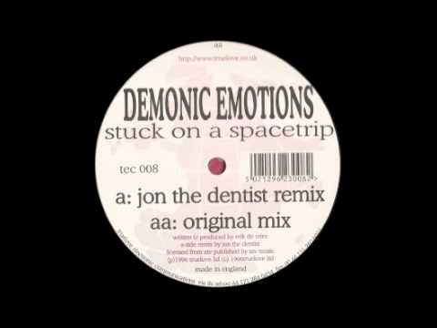 Demonic Emotions - Stuck on a Space Trip