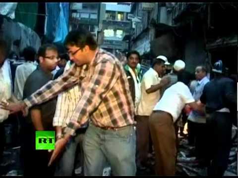 Mumbai Blasts: Video of deadly India IED attack on Zaveri Bazaar