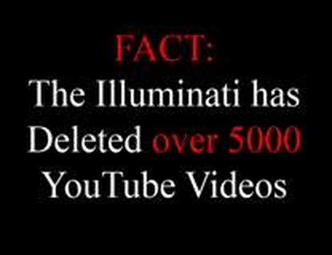 YouTube and the Illuminati Exposed - Must See