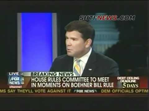 Martial Law Rule In Bill - Fox News - Debt Ceiling