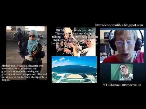 Leonor Reports 15 NATO Seniors Being Held Captive in Libya
