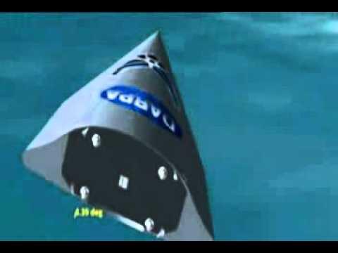 DARPA 13000MPH Falcon Aimed At Iran ???