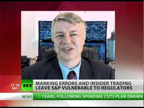 S&P Inside Job? 'Somebody made big bucks on US downgrade'