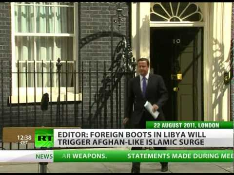 'Foreign boots in Libya will trigger Afghan-like Islamic surge'