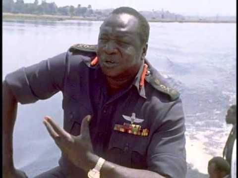 Former President of Uganda Idi Amin put into perspective