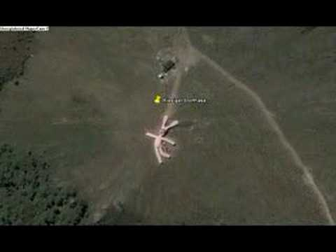 52 Secrets in Google Earth