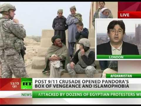War on Anyone: 'Bin Laden's best ally was US govt'