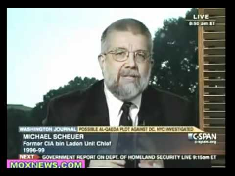 CIA Bin Laden Chief Michael Scheuer: We were attacked because of our government