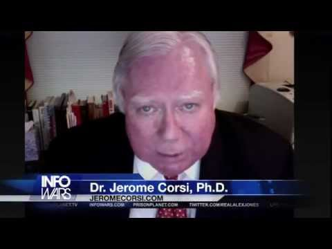 Obama May Cancel 2012 Elections!! - Dr. Jerome Corsi Reports 2/2