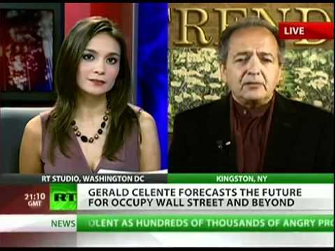 Gerald Celente - RT America 19 October 2011