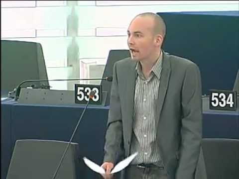 Paul Murphy MEP- Against the dictatorship of the markets and the technocrats