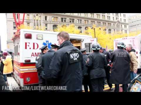 Undercover Cop Assaults Luke Rudkowski @ Occupy Wall Street