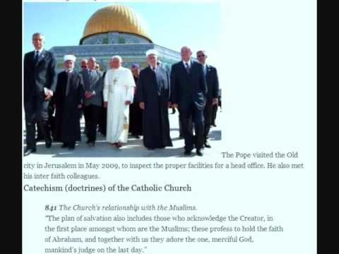 Second Vatican state to be established in Jerusalem Part1
