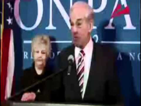 Breaking! RON PAUL WARNS OF WORLD CURRENCY PLAN During South Carolina Eagle Aviation