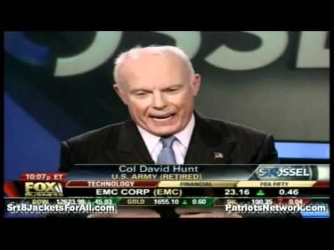 Shill for Military Industrial Complex Schooled by Stossel