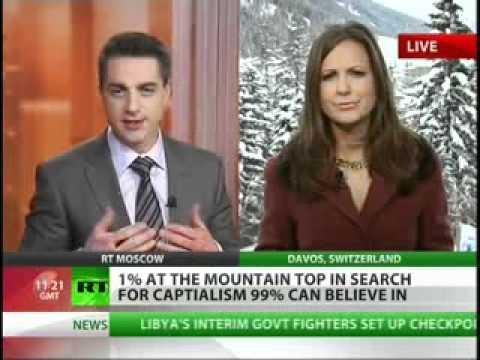 Elite, Wealthy NWO Leaders Meet At Davos Economic Forum 2012