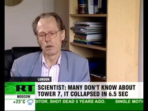 Nano-thermite took down the WTC?