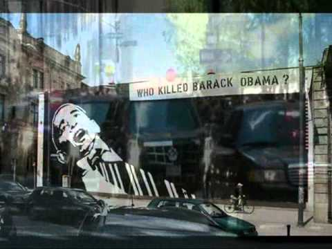 """In The President's Secret Service"" - President Obama Assassination Storyline Exposed"