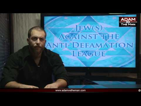 Jew(s) Against the Anti-Defamation League