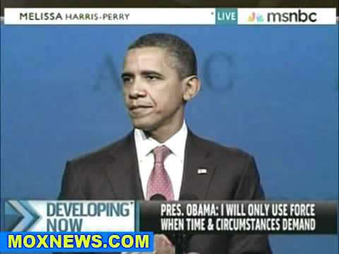 """""""We Will Always Reject The Notion That Zionism Is Racism"""" Pres Obama Address To AIPAC pt.3"""