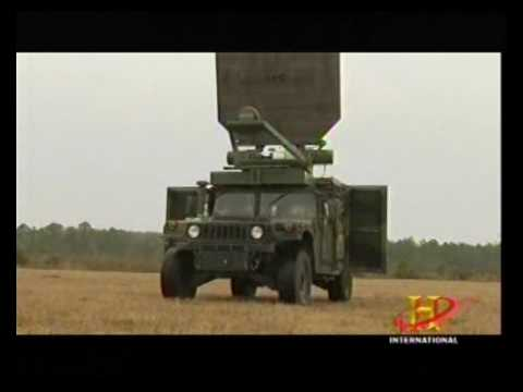 See a Fox News Reporter Get Zapped by Military's Wild New 'Heat Ray' - Vehicle-Mounted Active Denial System (V-MADS)