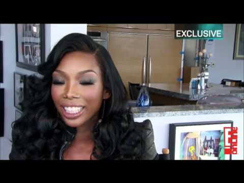 "Brandy's Note that Whitney Houston gave to her (""Jennifer Hudson Channeling Whitney's Spirit""?)"