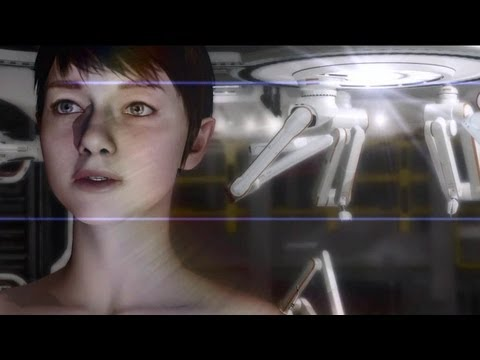 "Quantic Dream's ""Kara"" PS3 Tech Demo TRUE-HD QUALITY"