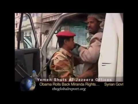 Al-Jazeera News shut down in Yemen after beatings and threats