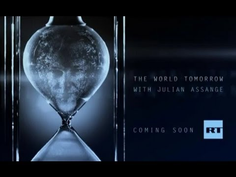 Assange show promo released: 'The World Tomorrow' soon on RT