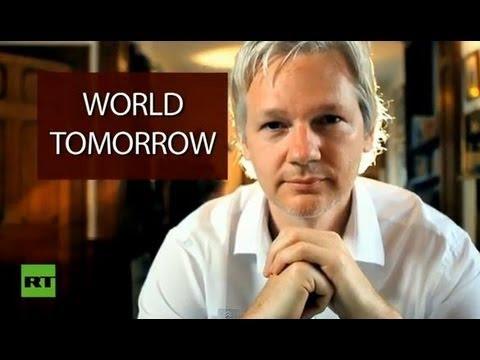 Julian Assange's The World Tomorrow: Official Trailer