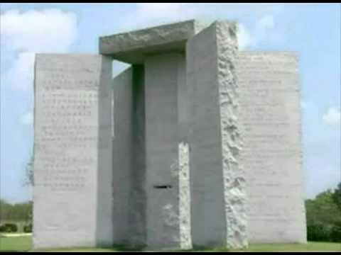 The Invisibile Government - Georgia Guidestones Are Satan's Commandments