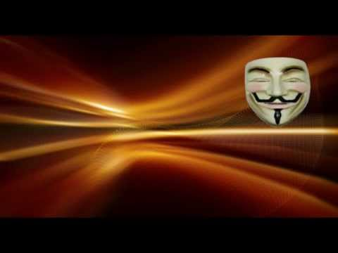ANONYMOUS MESSAGE: WE ARE NOT ALONE 28/04/2012