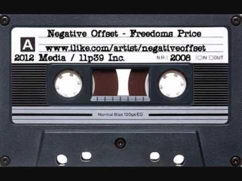 Negative Offset - Freedom's Price (2008 Demo Tape)