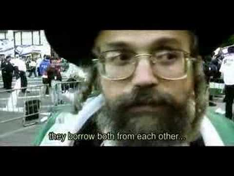 Israeli Jewish man says Zionism is the cause of the problems