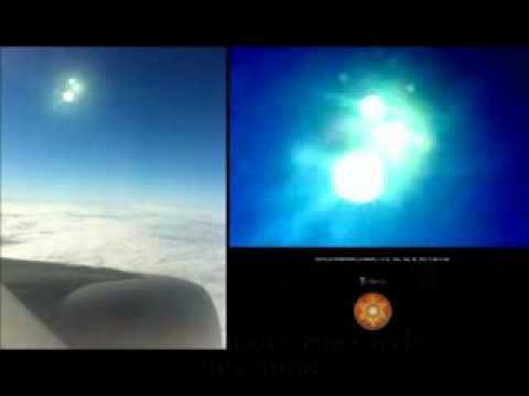 NIRIBU CAPTURED IN FLIGHT OVER AUSTRAILIA